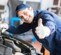 Werkstattbedarf und Werbeartikel für eine erfolgreiche moderne Autowerkstatt