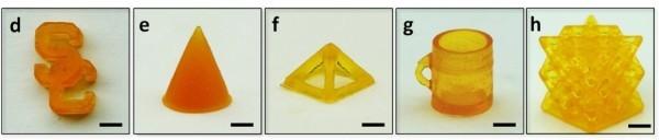 Wissenschaftler entwickeln 3D-gedrucktes Gummi, das sich selbst repariert the versuchgegenstände aus gummi