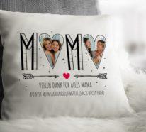 Wunderschöne personalisierte Geschenke zum Muttertag