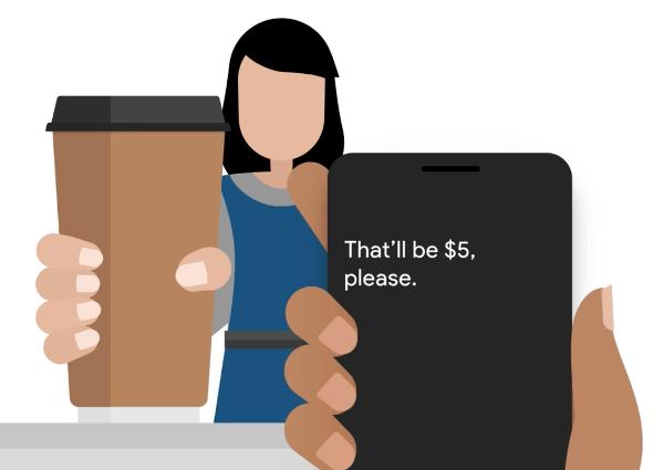 Zwei tolle neue Apps von Google erleichtern Kommunikation hörgeschädigter Menschen live translate in einem cafe
