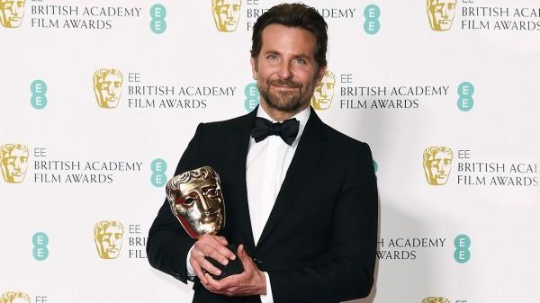 bradley cooper bafta awards