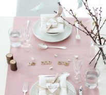Valentinstag Ideen: Schöne Dekoration für eine romatische Feier zu Hause