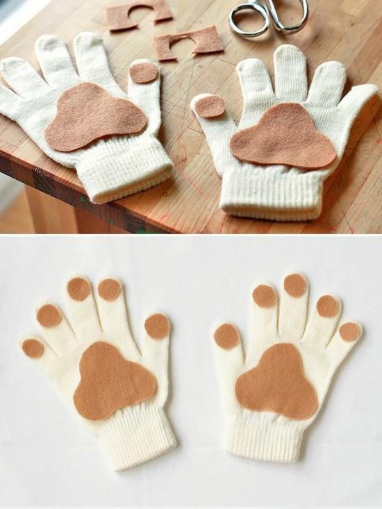 faschingskostüme kinder handschuhe hacks