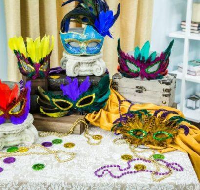ber 70 karneval dekoideen f r eine party zu hause. Black Bedroom Furniture Sets. Home Design Ideas
