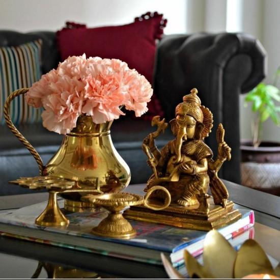 50 Einrichtungsideen Im Indian Style Für Ein Farbenfrohes