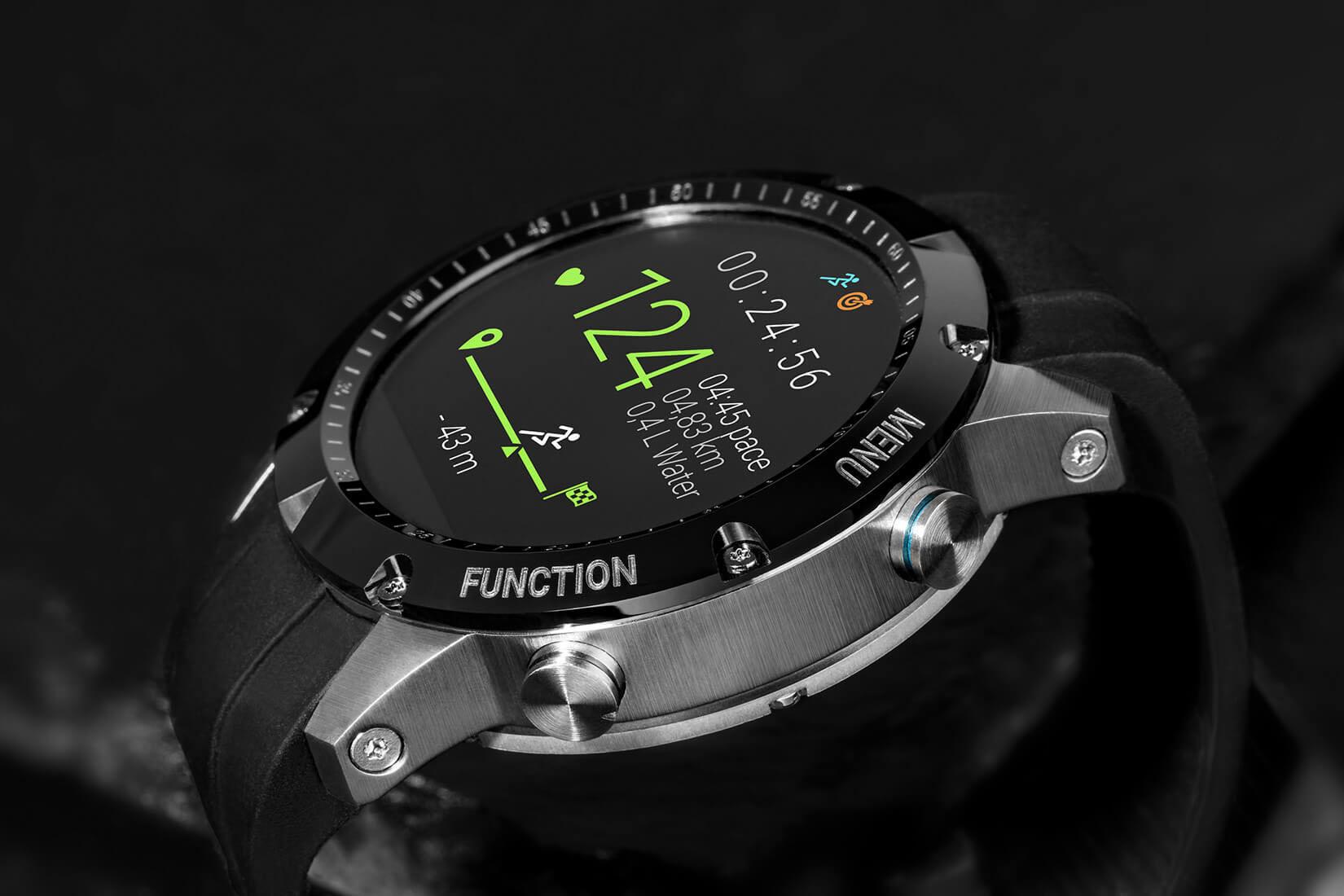 leistung anzeige vita watch