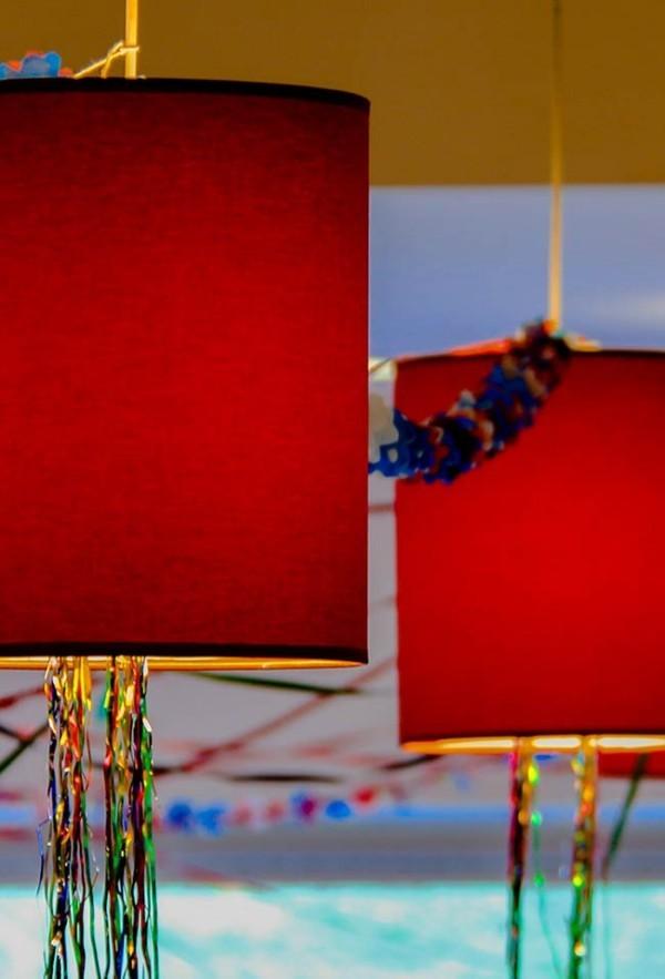 rote laternen dekoideen