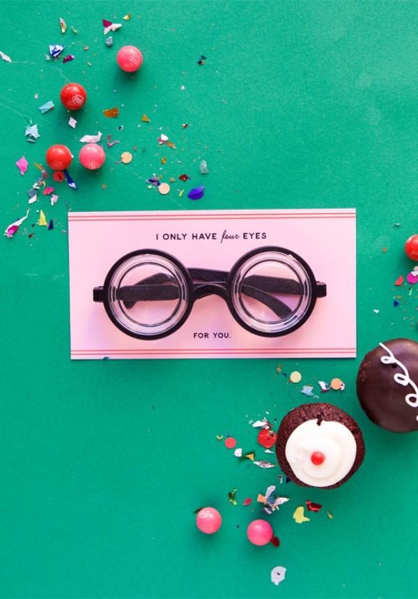 sehr tolle Brillen Ideen Valentinstag