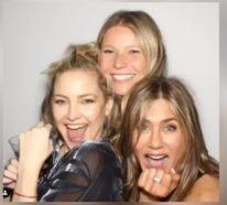 Jennifer Aniston feiert 50 Jahre. Sehen Sie, wer (außer Brad Pitt) dabei war!