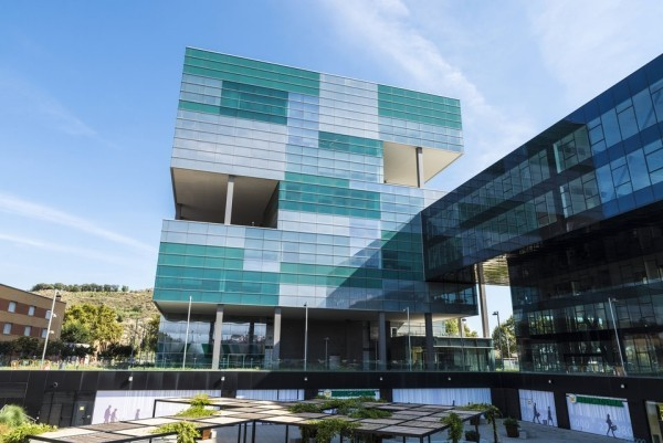Arata Isozaki Pritzker-Architekturpreis 2019 D38 Office in Barcelona