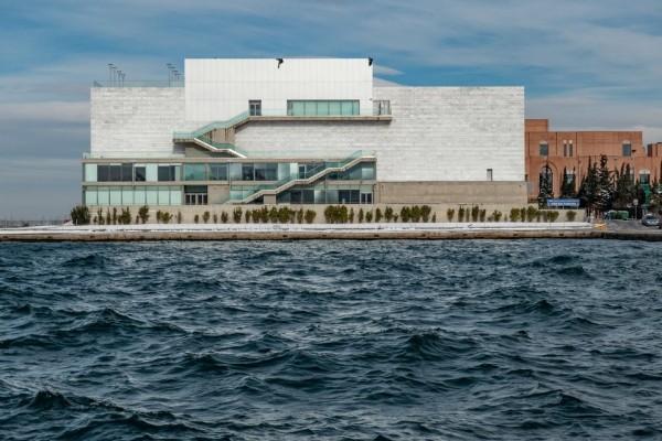 Arata Isozaki Pritzker-Architekturpreis 2019 Konzertsaal in Thessaloniki