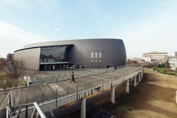 Arata Isozaki Pritzker-Architekturpreis 2019 Nara Centennial Hall 1999