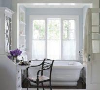 Entzückende Badezimmer mit weiblichem Gespür