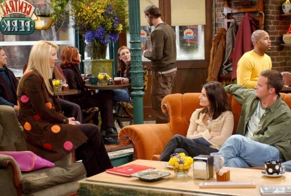 Courteney Cox als Monika in Friends