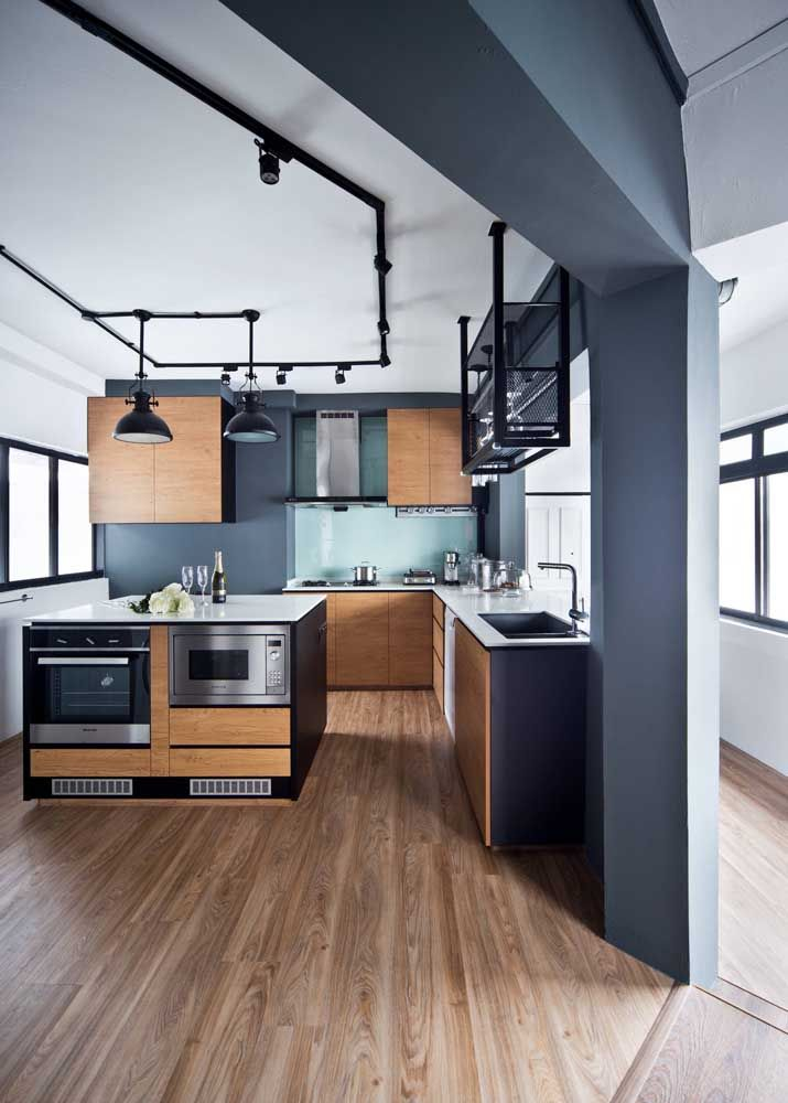 Einrichtung Ideen tolle kücheneinrichtung