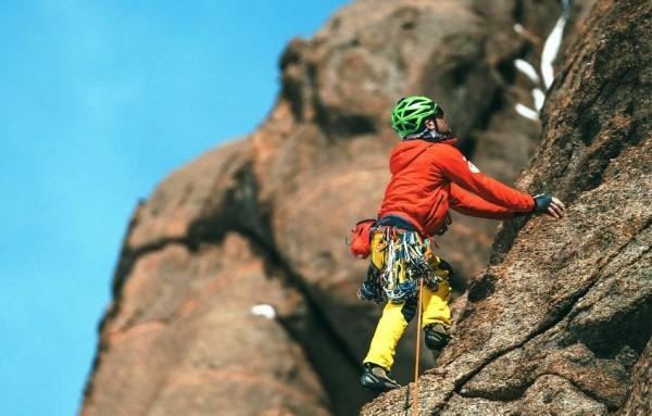Futurelight – der weltweit fortschrittlichste Stoff von The North Face kleidung für bergsteiger