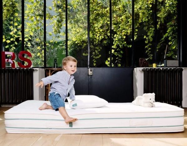 Kipli, die 100% natürliche Matratze kommt nach Deutschland kinderbett klein aus naturlatex