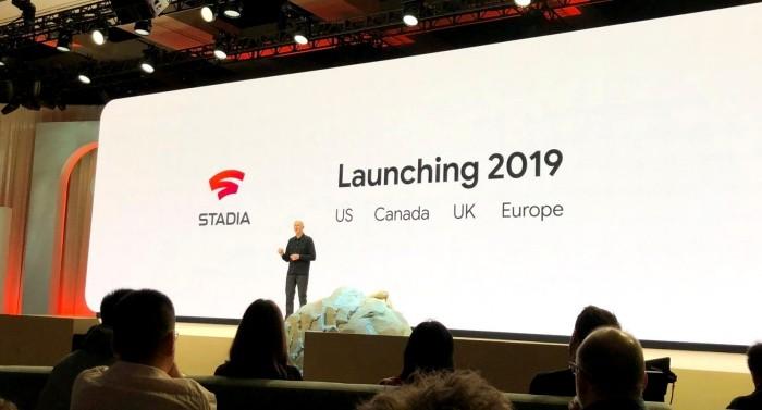 Mit Google Stadia können Sie jederzeit von jedem Gerät aus Streamen und Triple A-Spiele spielen startet noch sommer 2019