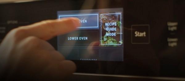 Mit KitchenAid Smart Ofen + das eigene Kocherlebnis modernisieren das lcd display des kochofens