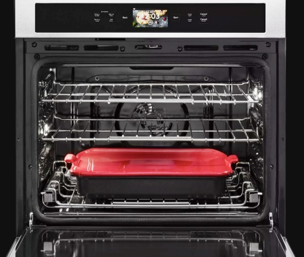 Mit KitchenAid Smart Ofen + das eigene Kocherlebnis modernisieren der moderne kochofen der zukunft