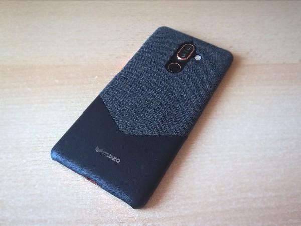 Nokia 7 gutes smartphone in grau