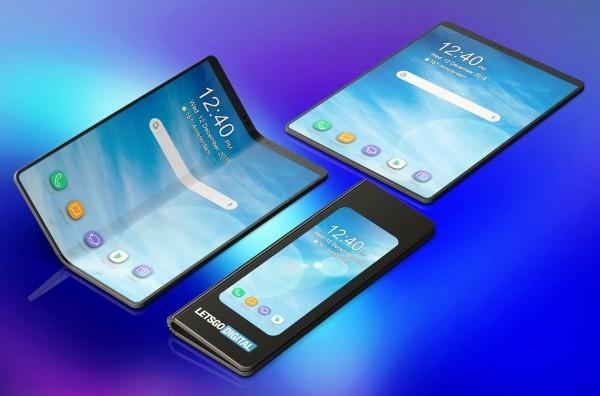 Samsung Galaxy Fold ist bald da – Hier ist alles, was Sie darüber wissen sollten die drei modi des neuen faltbaren handy