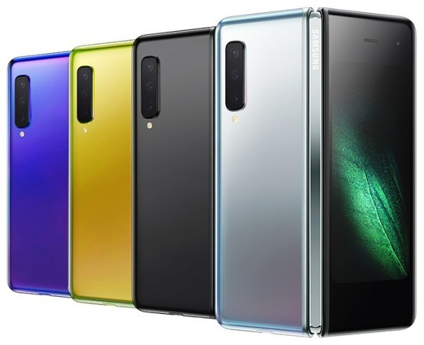 Samsung Galaxy Fold ist bald da – Hier ist alles, was Sie darüber wissen sollten die farben vom neuen faltbaren handy tablet