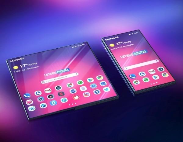 Samsung Galaxy Fold ist bald da – Hier ist alles, was Sie darüber wissen sollten tablet und handy in einem gerät