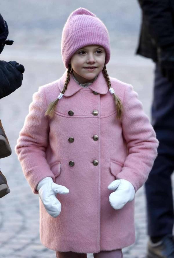 Tochter von Victoria von Schweden