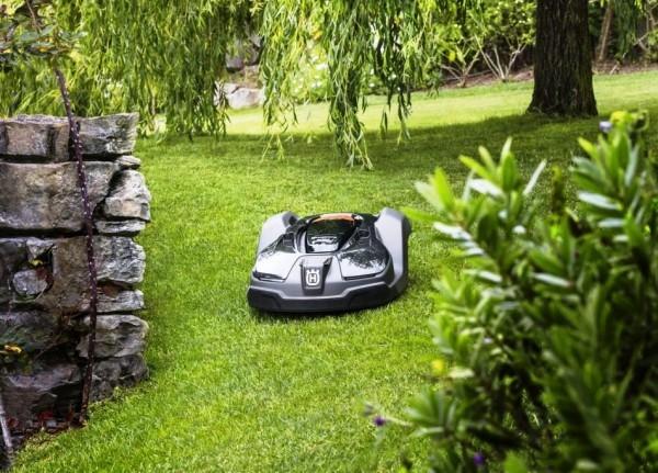 Top 3 der besten automatischen Roboter Rasenmäher Husqvarna Automower bestes gerät für große garten