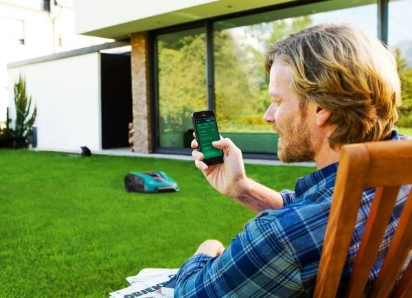 Top 3 der besten automatischen Roboter Rasenmäher mehr freizeit genießen gerät per app kontrollieren