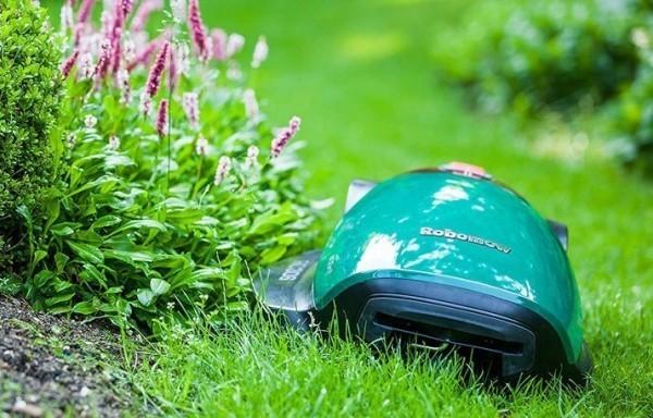 Top 3 der besten automatischen Roboter Rasenmäher robomow bewältigt rasenkanten