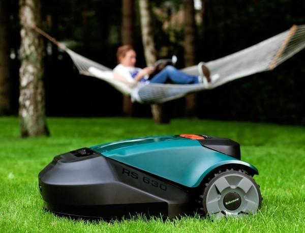 Top 3 der besten automatischen Roboter Rasenmäher robomow gerät für große rasen