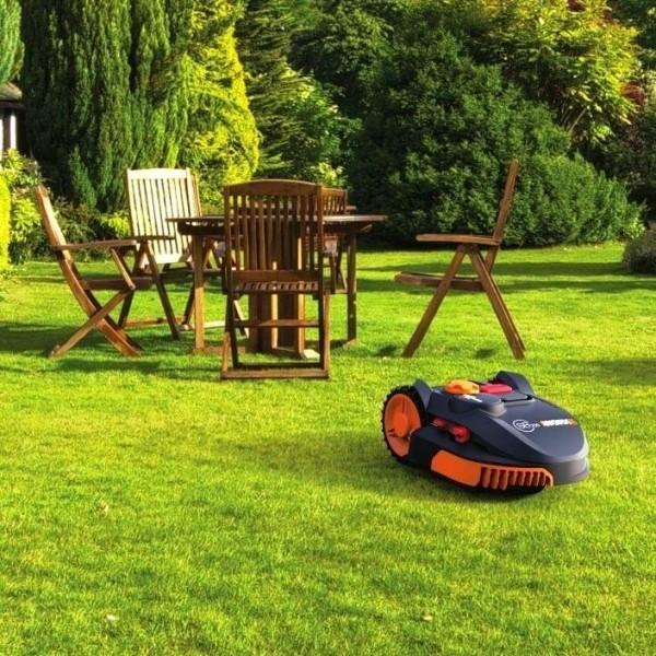 Top 3 der besten automatischen Roboter Rasenmäher worx landroid hindernisbewältigung problemlos