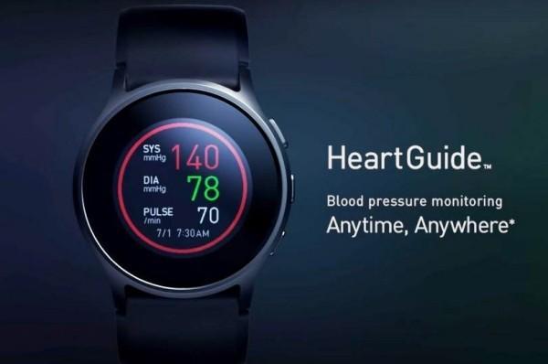 Top 4 der besten Gadgets für Gesundheit und Wohlgefühl der CES 2019 heartguide smart uhr für blutdruck