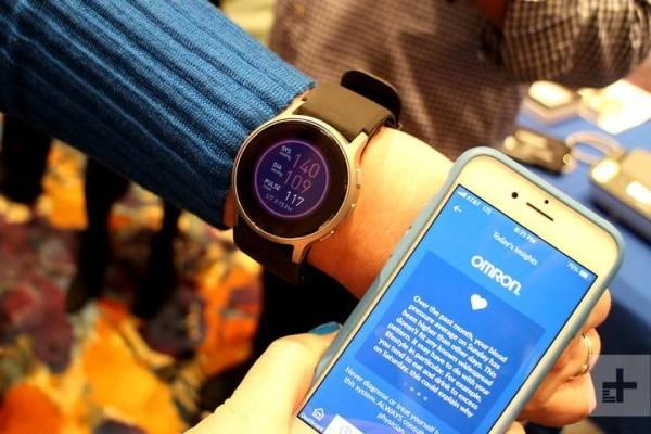 Top 4 der besten Gadgets für Gesundheit und Wohlgefühl der CES 2019 omron blutdruck vom app kontrollieren