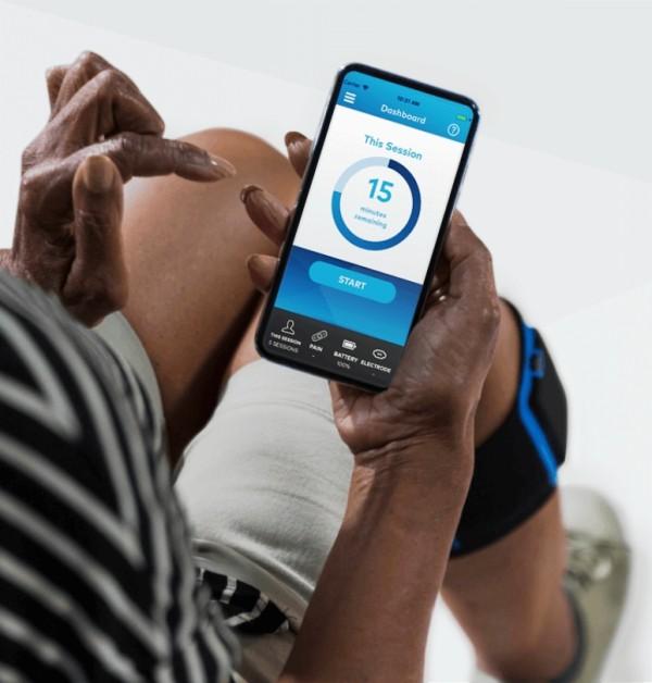Top 4 der besten Gadgets für Gesundheit und Wohlgefühl der CES 2019 quell 2.0 per app kontrollieren