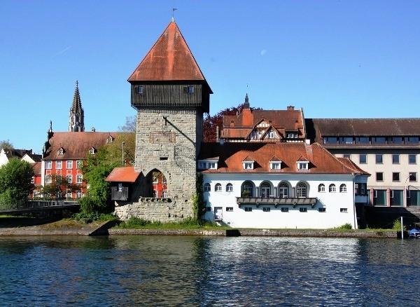 Urlaub in Konstanz – kennzeichnende Destinationen der größten Stadt am Bodensee rheintortum und museum historisch