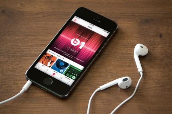 apple music mit kopfhörern musik apps