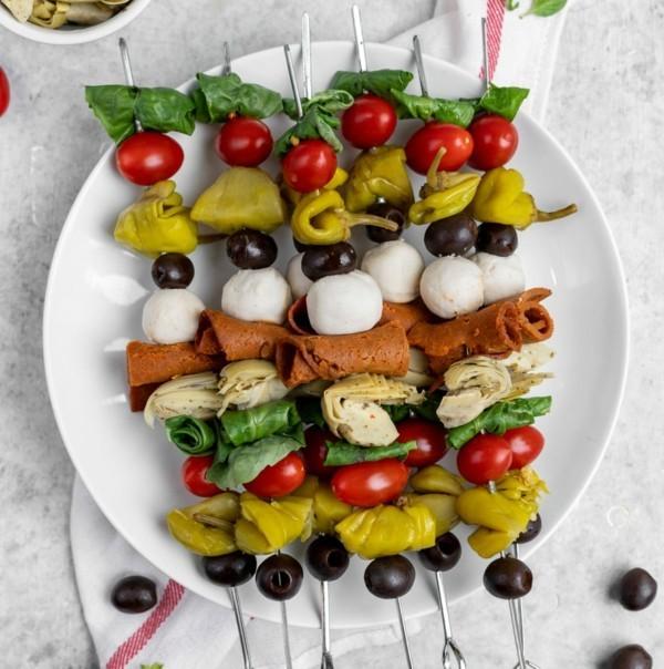 einfache vegane fingerfood rezepte