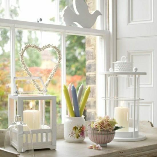 Deko Fensterbank Fensterbank Dekorieren Freshouse Deko: 60 Hübsche Fensterbank Deko Ideen Zu Ostern, Die Sie Ganz