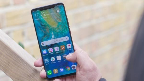huawei mate 20 smartphone idee