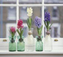 60 hübsche Fensterbank Deko Ideen zu Ostern