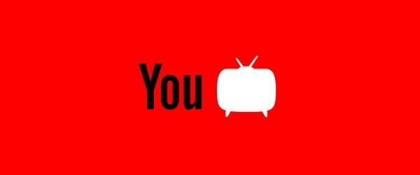 internet tv you tube