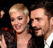 Katy Perry fragt Orlando Blum, ob er über die Verlobung sicher wäre?