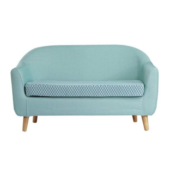 kidnermöbel blau und braun