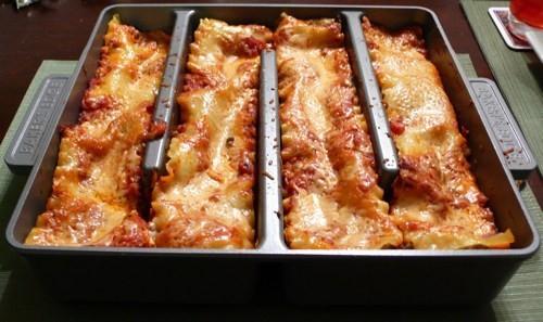 lasagne - lecker gebacken