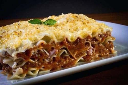 lasagne tolles stück