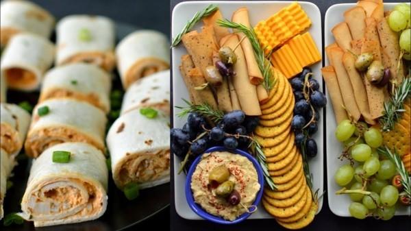leckere fingerfood rezepte für verganer