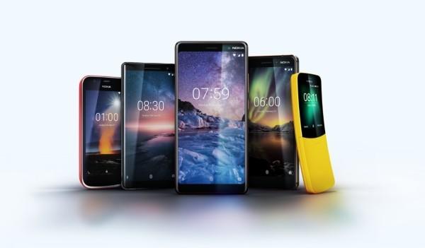 mehrere handys aufrecht beste smartphones